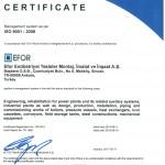 14- ISO 9001 2008 ENG-TÜRKAK